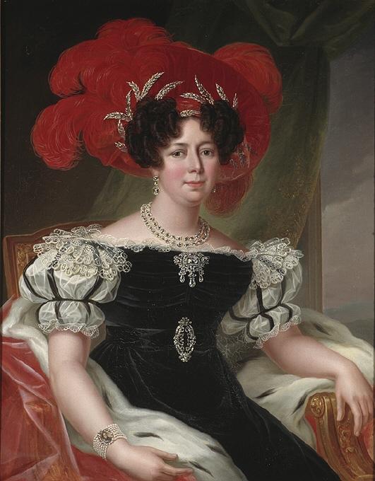 La reine Desideria