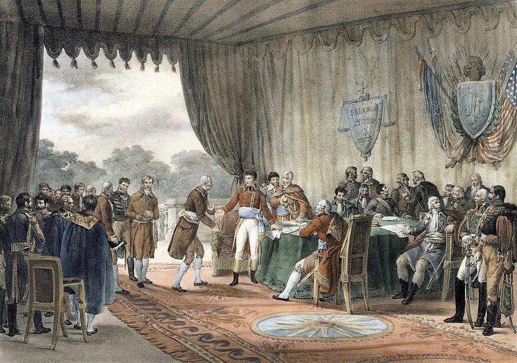 Quel est le nom de ce château qui a été la résidence de campagne de Joseph Bonaparte de 1798 à 1814 ? En 1800, une convention entre la France et les États-Unis y fut signée, entre autres, par Joseph Bonaparte.