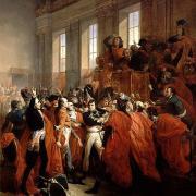 Quel était le régime en vigueur lorsque Bernadotte a épousé Désirée Clary
