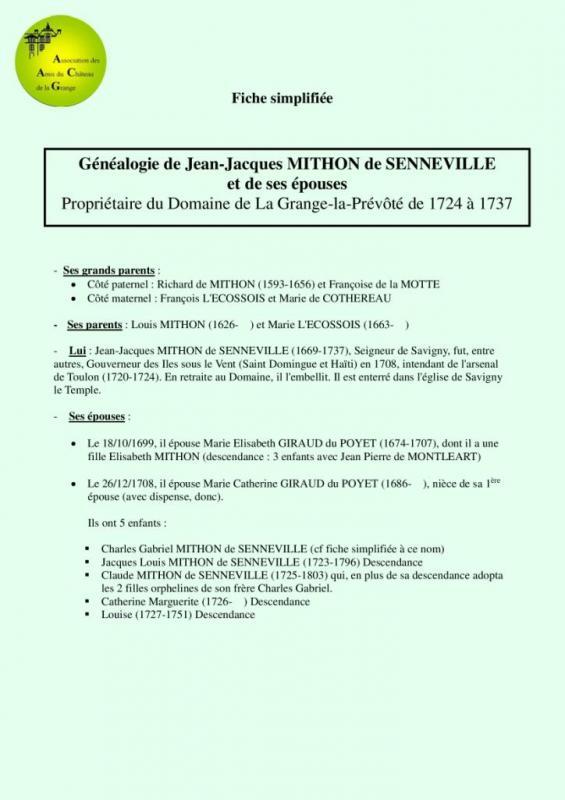 AACG - Fiche de Jean-Jacques Mithon de Senneville
