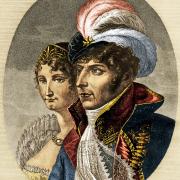 Bernadotte et Désirée Clary