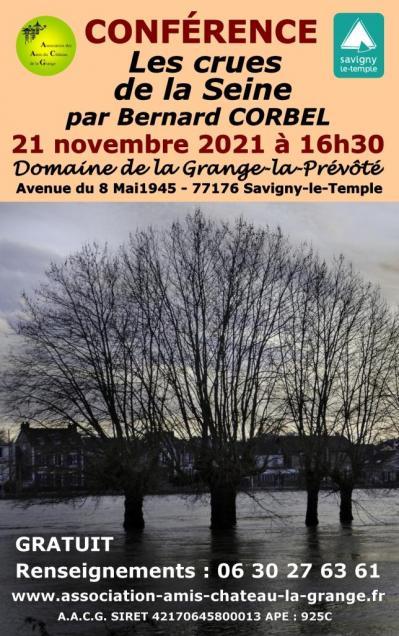Conférence B. Corbel 21 nov 2021