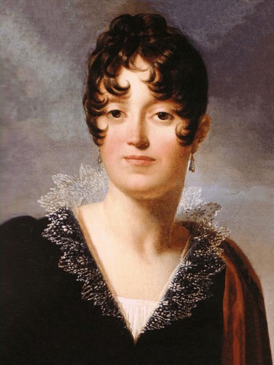 Desirée Clary en 1810