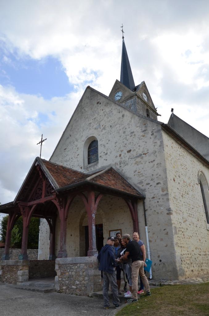 L'église St Germain d'Auxerre