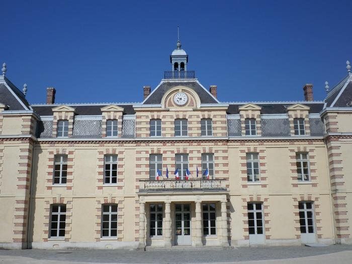 Facade du chateau 2