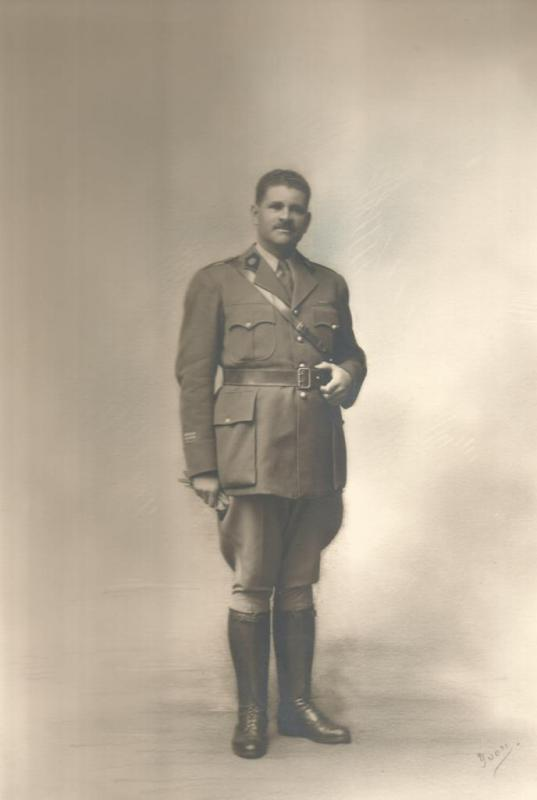 Pierre Zizine militaire